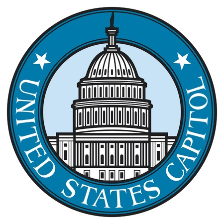 Estados Unidos Capitol Capitol Hill, EE.UU. Capitolio cúpula