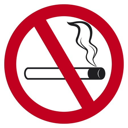 no smoking sign Stock Vector - 15038621