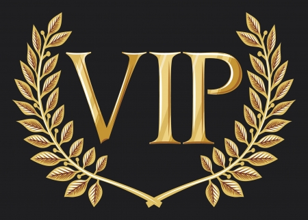 vip design  vip symbol, vip sign Stock Vector - 15099289