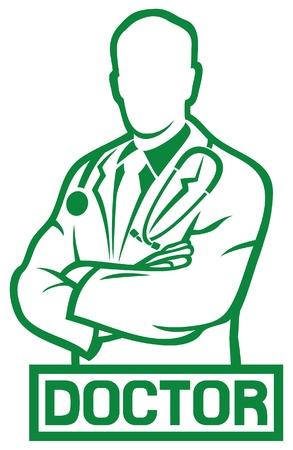 medical doctor Stock Vector - 15099225