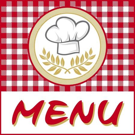 kitchener: Restaurant menu design
