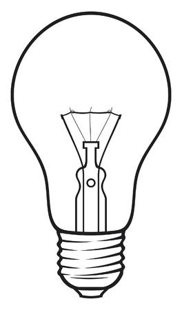 bulb light: light bulb  classic light bulb