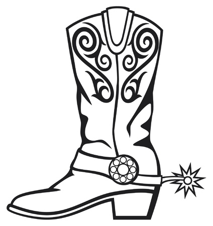 boot: cowboy boot