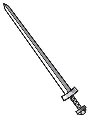 broadsword: viking sword
