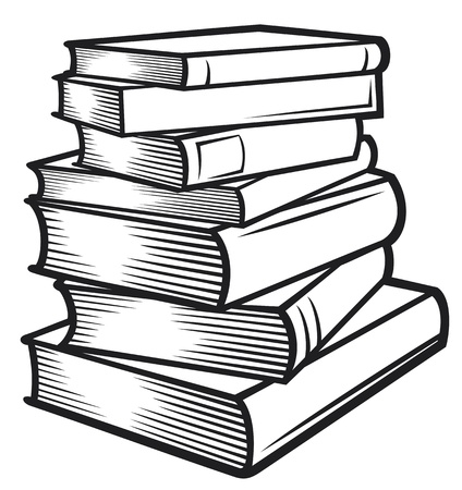문학의: 책도 서의 스택 적층