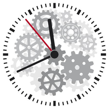 gear  speed: orologio del timer, orologio