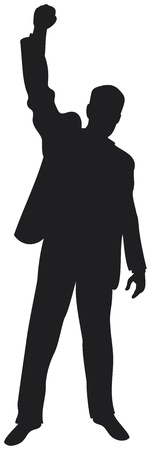 ambi��o: homem de neg