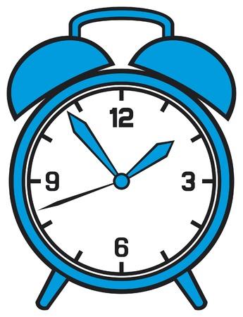 cosa: Reloj despertador cl�sico Vectores