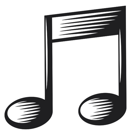 eight note: music note