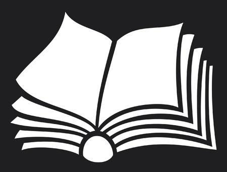 open book Stock Vector - 15575582