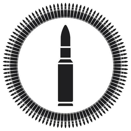 bullet Stock Vector - 15615514