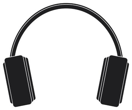 Headphones Stock Vector - 15686765