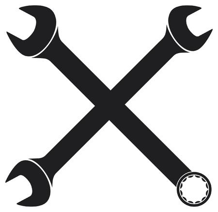 llaves cruzadas