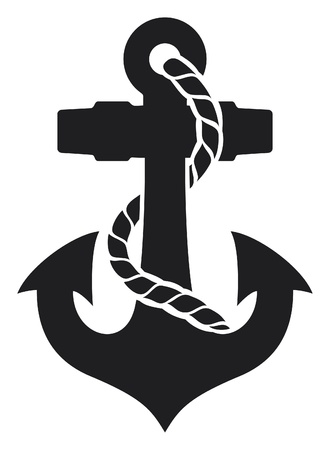 Anchor illustration Illustration