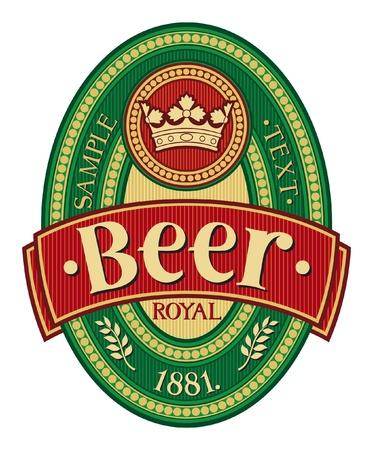 vasos de cerveza: cerveza de dise�o de etiquetas