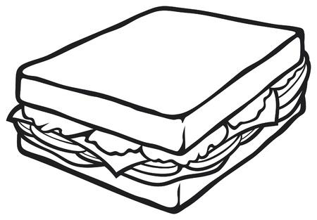 wholemeal: sandwich