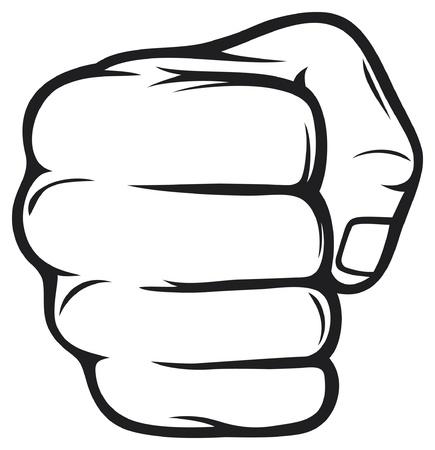 fist Vector