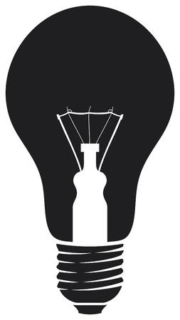 idea lamp: light bulb  classic light bulb