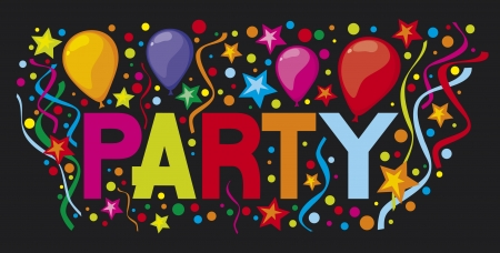 party design Stock Vector - 17422978