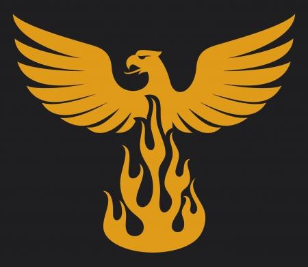 ave fenix: Phoenix p�jaro