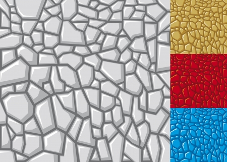 stonewall: seamless stone background in four variations for design  stone wall, seamless texture of stonewall, stone seamless pattern, seamless texture of stonewall, seamless rock stone background