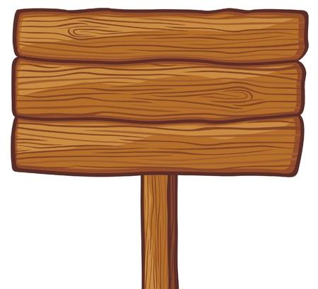 pancarte bois: signboard signe en bois, planche de bois, panneau de bois vierge