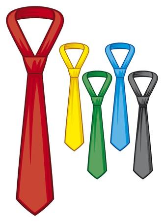 set of male business ties set of ties, silk tie