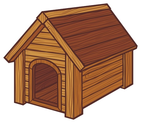 nibble: dog house