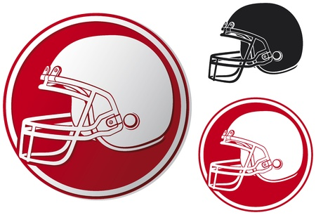 scrimmage: american football helmet icon  helmet football team, football helmet symbol, american football helmet label