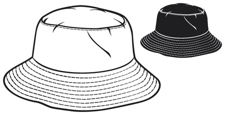 brim: bucket hat collection  bucket hat set