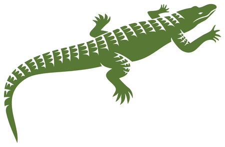 crocodile design  alligator symbol, crocodile icon