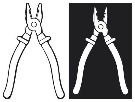 pliers: pliers