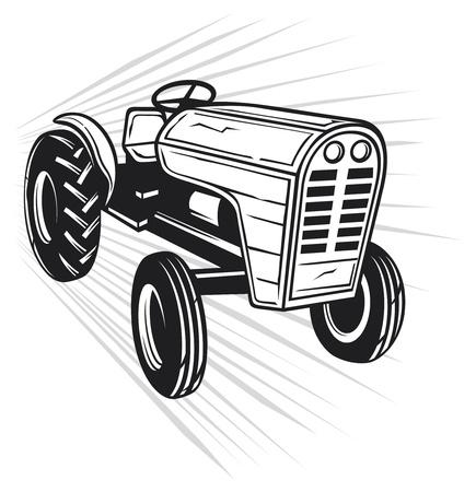 tractor Stock Vector - 18787562