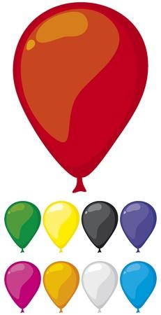 balloons Stock Vector - 19067826