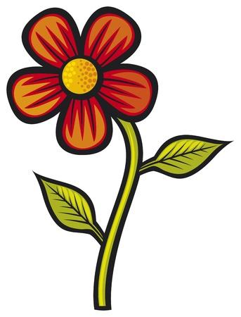 flower Stock Vector - 19189252