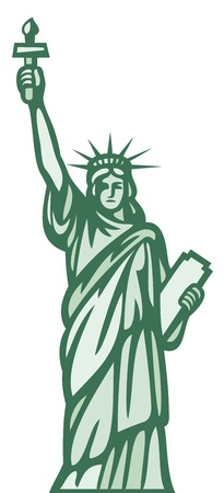 lady justice: statue of liberty