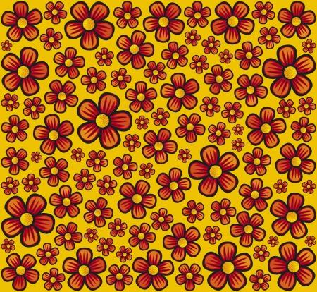 flower pattern  flower background Stock Vector - 20192054