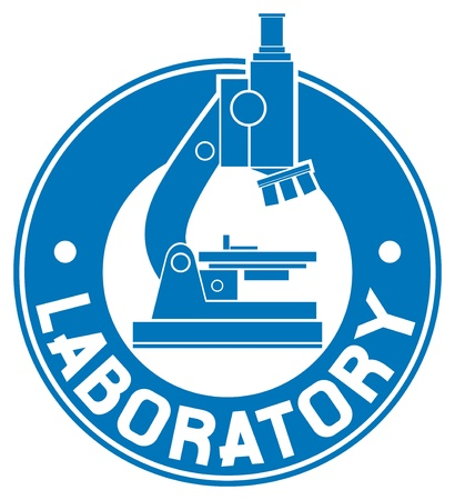 laboratory label  laboratory symbol  Stock Vector - 20192001