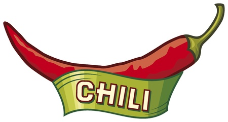 red packet: chili pepper label