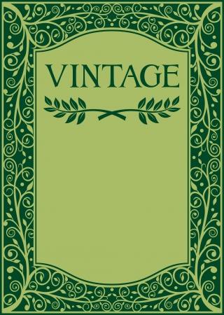 floral frame Stock Vector - 20303471