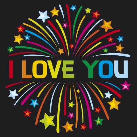 love explode: i love you firework