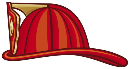 departments: Firefighter Helmet