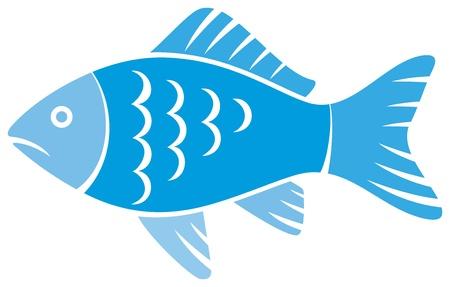pez abstracto: peces