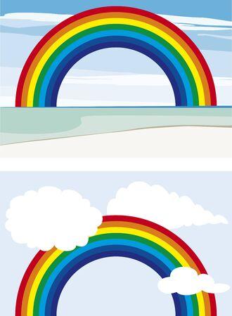 Rainbow Stock Vector - 20859519