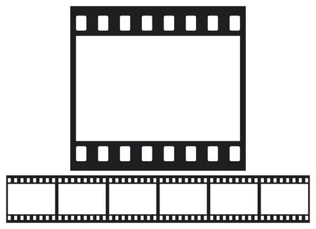 bande de film Vecteurs