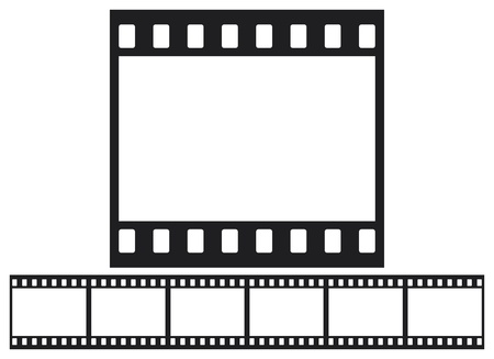 filmstrip Stock Vector - 20859531