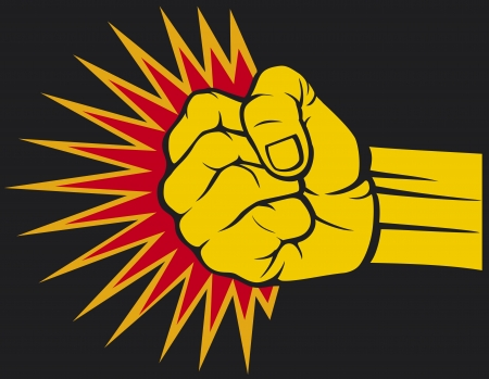 communism: fist