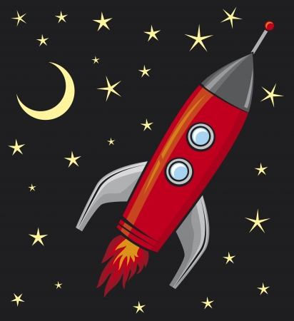 rocket Stock Vector - 21060620