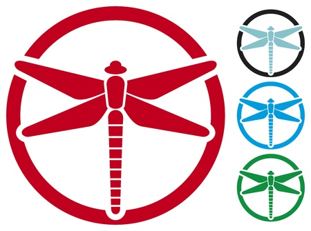 dragonfly wings: dragonfly sign