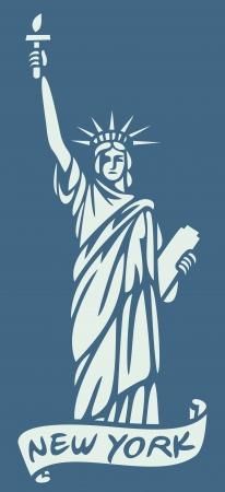statue of liberty  new york design